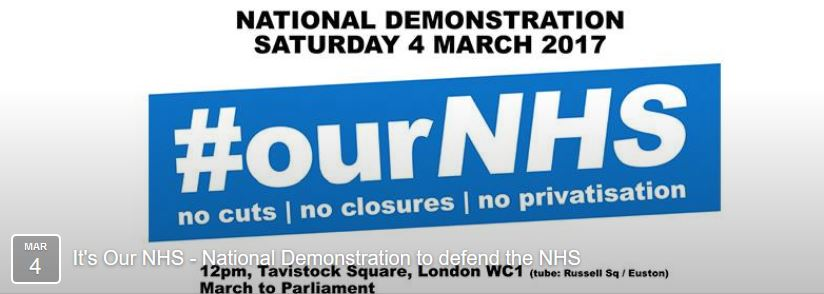 It's our NHS