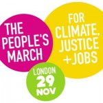 The People's March for Climate, Justice and Jobs London 29 Nov 2016
